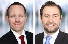 Foto Dr. Nicolas Michael Sonder und Nikolai Fritsche